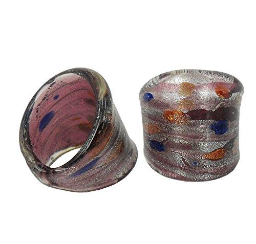 hand geblasen Ring 56