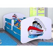 Kinderbett junge  Suchergebnis auf Amazon.de für: kinderbett schiff