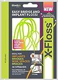 IDontix X-Floss, Zahnseide für Zahnspangen, Grün