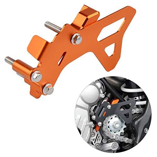 Preisvergleich Produktbild H2Racing Motor Case Platzsparer Kettenritzel Abdeckungen Ersetzen KT-M 125 / 150SX 2016-2019, 125 / 150EXC / XC-W 2017-2019