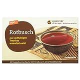 Tegut Rotbusch-Tee, 20 Beutel (1 x 40 g)