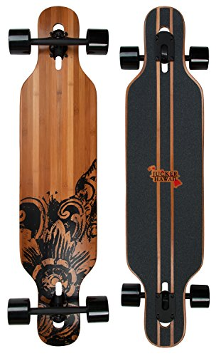 Longboard JUCKER HAWAII NEW HOKU SLIDE Flex 2 Drop Through 40-85 kg