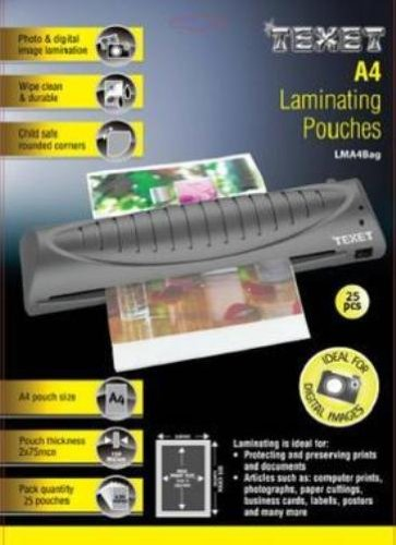 texet-a4-laminating-pouches-pack-of-25