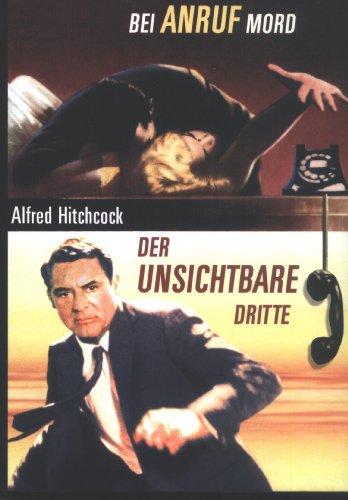 Bild von Alfred Hitchock Box - Bei Anruf Mord / Der unsichtbare Dritte