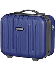 Benetton  Kosmetikkoffer, 36 cm, Blau