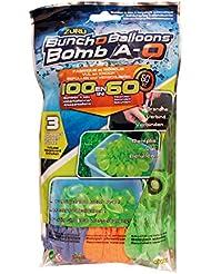 Original Bunch O Balloon bombes à eau, 100Bombes à Eau en 60secondes–Fermeture automatique sans noeud