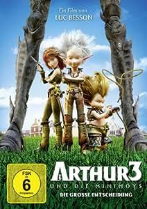 Arthur und die Minimoys 3 [Import anglais]