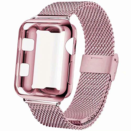 INZAKI Correa Funda Apple Watch 40mm, Malla