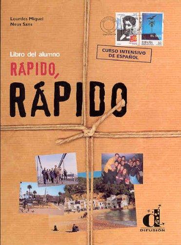 Rapido, Rapido : Curso intensivo de español