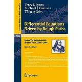 Differential Equations Driven by Rough Paths: Ecole d'Ete de Probabilites de Saint-Flour XXXIV-2004 (Lecture Notes in Mathematics)