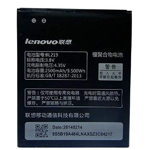Lenovo Phone A889 A880 A890 A916 S856 BL219 2500mAh batería de Repuesto