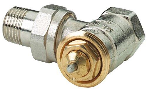Oventrop Heizkörper-Ventil Thermostatventil Eckform 1/2 Zoll - Thermostat Ventile