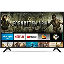 Onida 108 cm (43 Inches) Fire TV Edition Full HD Smart IPS LED TV 43FIF (Black) (2019 Model)