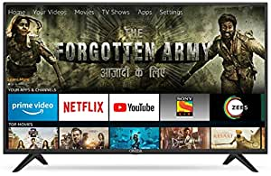 Onida 80 cm (32 Inches) HD Ready Smart IPS LED TV – Fire TV Edition (Black)