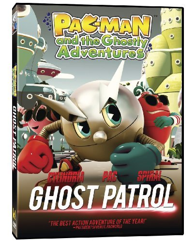 tly Adventures - Ghost Patrol! by Ashleigh Ball ()