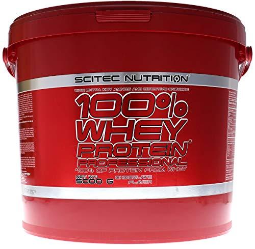 SCITEC Nutrition 100% Whey Protein Professional LS - 5 kg Vainilla