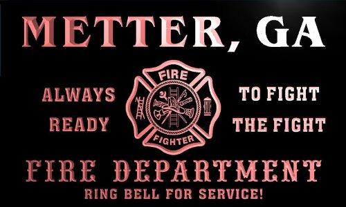 qy52757-r-fire-dept-metter-ga-georgia-firefighter-neon-sign