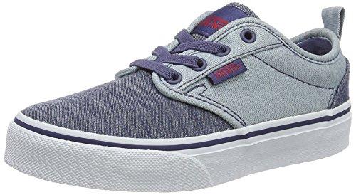 Vans Blau Slip Blues Atwood chambray Jungen on Yt Sneakers ZwqrP4Zx