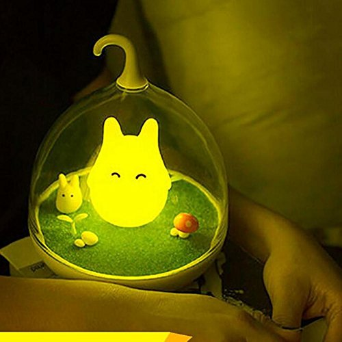 Lyy LED Kleine Nacht Licht USB Kostenlos Creative Startseite Dekoration Baby Night Lamp Schlafzimmer Bett Käfig Tischleuchte Kinder Fehler Käfig