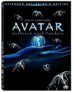 Avatar - Aufbruch nach Pandora (Extended Collector's Edition, Lenticular Cover) [3 DVDs]