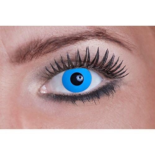 Eyecatcher Color Fun-Lenti a contatto colorate da Blue Eye-3mesi-2pezzi (1coppia)