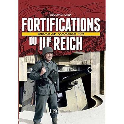 Fortifications du IIIe Reich : Plans et modèles 3D