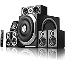 Edifier S760D conjunto de altavoces - Set de altavoces (Amplifier, D, Activo, 35 - 110 Hz, De 2 vías, 116 x 160 x 203 mm)