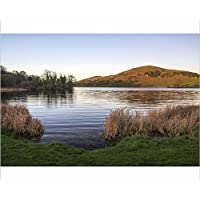 20x16 Print of Lough Gur, County Limerick, Munster, Republic of Ireland, Europe (13578965)