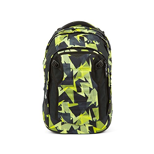 Satch Match Gravity Jungle Schulrucksack