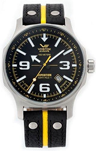 Vostok Europe Expedition North Pole orologi uomo NH35A/5955196