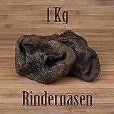 1 Kg Rindernasen - wie Rinderkopfhaut Rinderhaut Ochsenziemer Kauartikel Kausnack