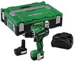 Hitachi 93104326 Akku-Bohrschrauber