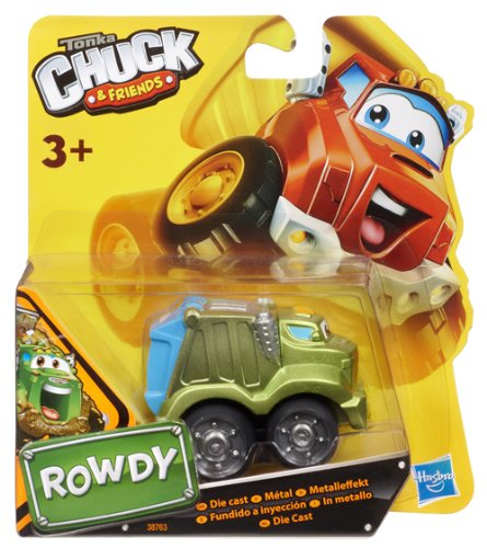Tonka - 387631480 - Jouet de Premier Age - Ton Chu Collectible - Rowdy