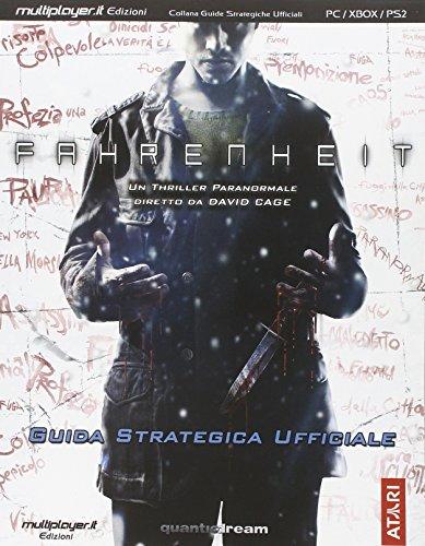 Fahrenheit. Guida strategica ufficiale