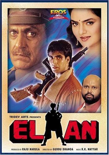 Elaan by Akshaye Kumar