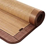 VAIY Bettmatte Karbonisiert Bambusmatte EIS-Seidenmatte 1,8 M Bett 1,5 Einzelschlafsaal 1,2 M...