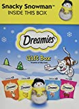 Dreamies Gift Box Cat Treats 300g (Pack of 3)