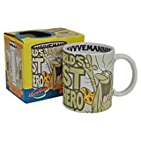Captain Caveman The World's First Superhero Mug, Hanna-Barbera by Pop Art Products