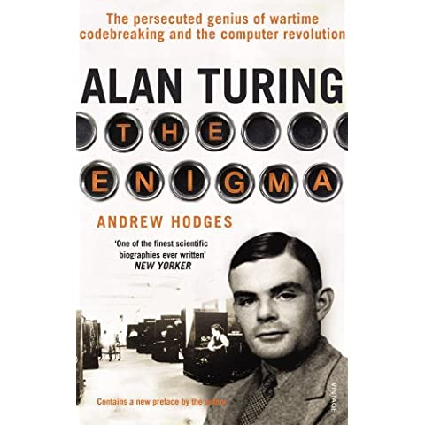 Alan Turing: The Enigma by Andrew Hodges (1992-03-05)
