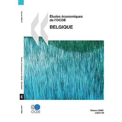 Études économiques de l'OCDE : Belgique 2009: Edition 2009