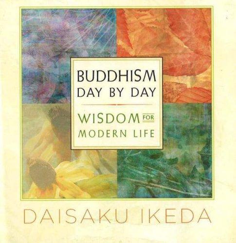 Buddhism Day by Day: Wisdom for Modern Life por Daisaku Ikeda