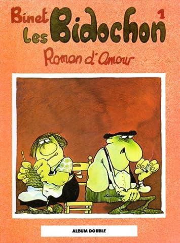 Les Bidochon Album double (Roman d