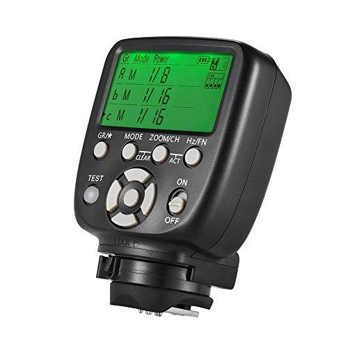 YONGNUO YN560-TX II Manueller Flash Trigger LCD-Übermittler für Nikon DSLR Kamera zu YN560III / YN560IV / YN660 / YN968N / YN860Li...