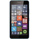 "Microsoft Lumia 640 - Smartphone libre Windows Phone (pantalla 5"", 8 GB, Quad-Core 1.2 GHz), azul"
