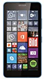Microsoft Lumia 640 Smartphone, Dual-SIM, Display HD-IPS 5 Pollici, Processore Quad-Core 1,2GHz, Fotocamera 8 MP, Memoria 8GB, Win 8.1, Blu [Germania]