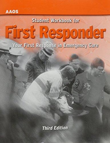 Ssg- First Responder Student Workbo