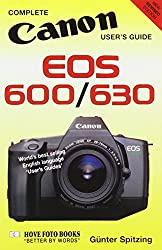 Canon EOS 600/630: International Users' Guide