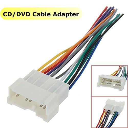 ILS - CD/DVD-Player Kabelbaum Stecker Kabel Adapter Stecker