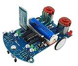 yourDroid Bausatz: D2-6 Bluetooth Roboter