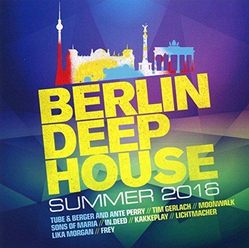 Preisvergleich Produktbild Berlin Deep House-Summer 201
